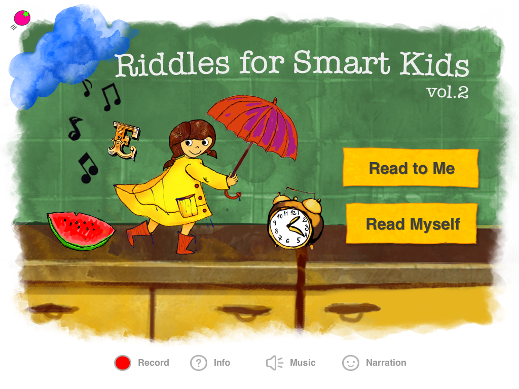 Classic Riddles for Smart Kids - Book 2